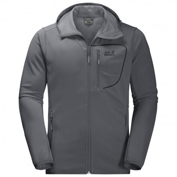 Jack Wolfskin - Hydropore Hooded Jacket - Fleece jacket