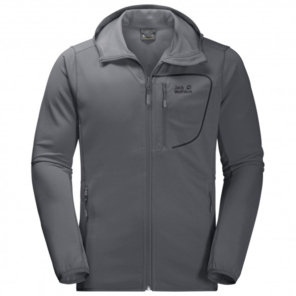 Jack Wolfskin - Hydropore Hooded Jacket - Fleecejacka