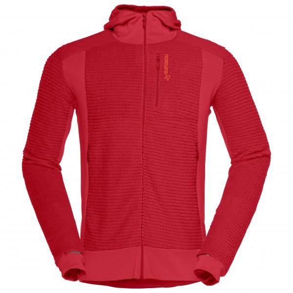 Norrøna - Lofoten Alpha Raw Zip Hoodie - Fleece jacket
