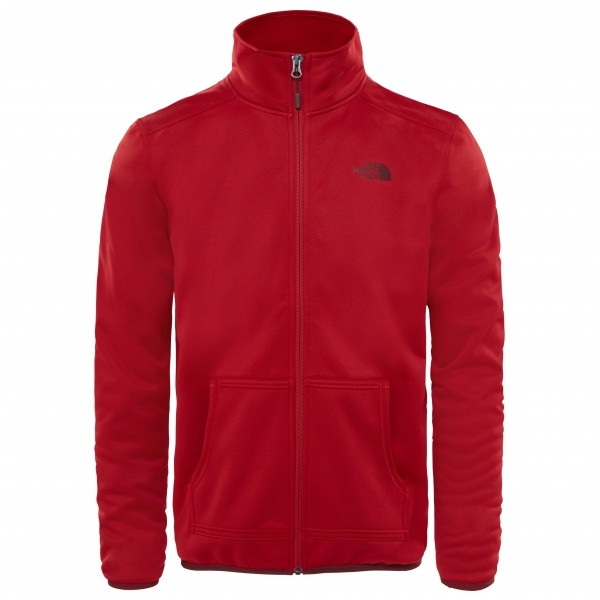 The North Face - Tanken Fullzip Jacket - Forro polar