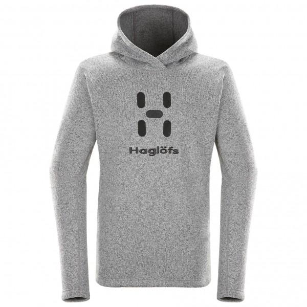 Haglöfs - Swook Logo Hood - Fleecetrui