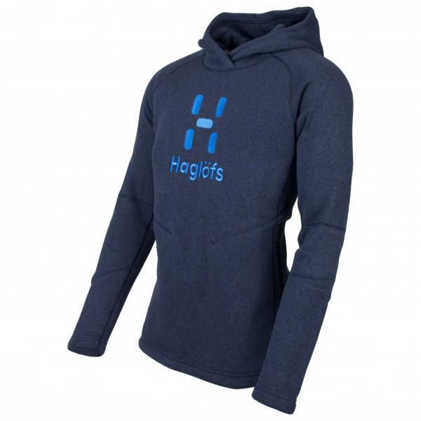 Haglöfs - Swook Logo Hood - Fleecepullover