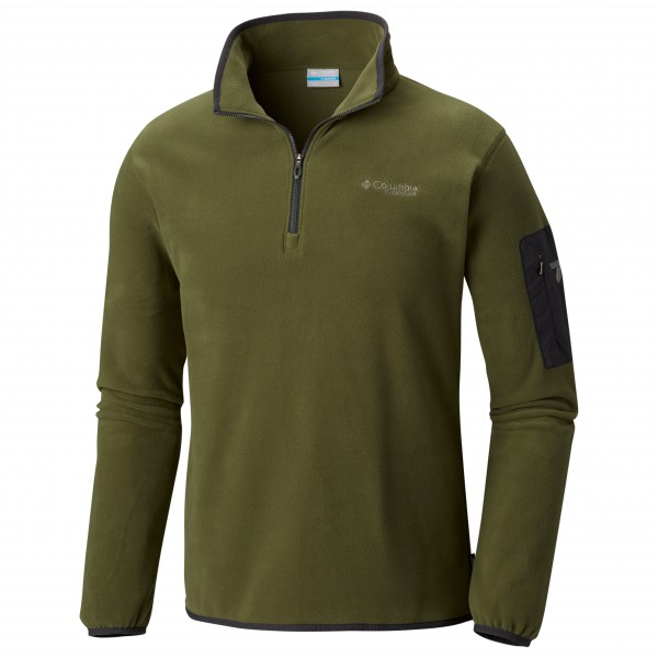 Columbia - Titan Pass 1.0 Half Zip Fleece - Fleecetrui