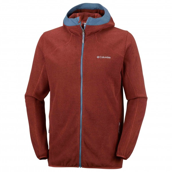 Columbia - Tough Hiker Hooded Fleece - Giacca in pile