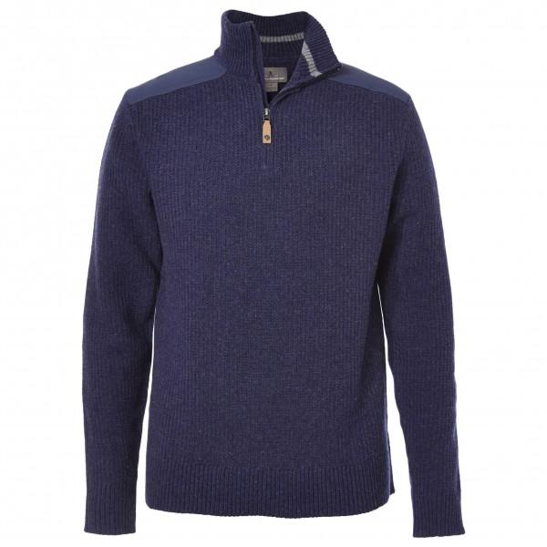 Royal Robbins - Fishermans 1/4 Zip Sweater - Merino trui