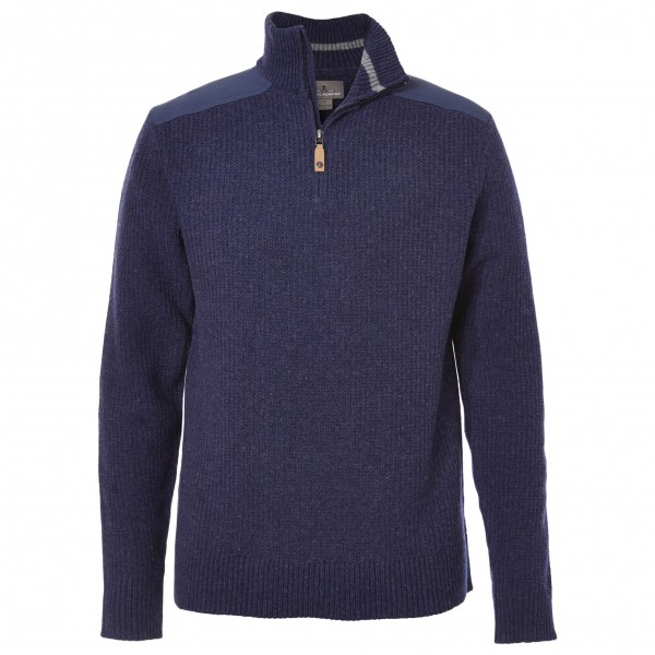 Royal Robbins - Fishermans 1/4 Zip Sweater - Överdragströjor merinoull