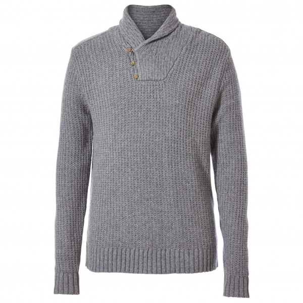 Royal Robbins - Fishermans Shawl Sweater - Merino jumper