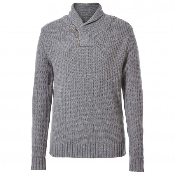 Royal Robbins - Fishermans Shawl Sweater - Merino trui