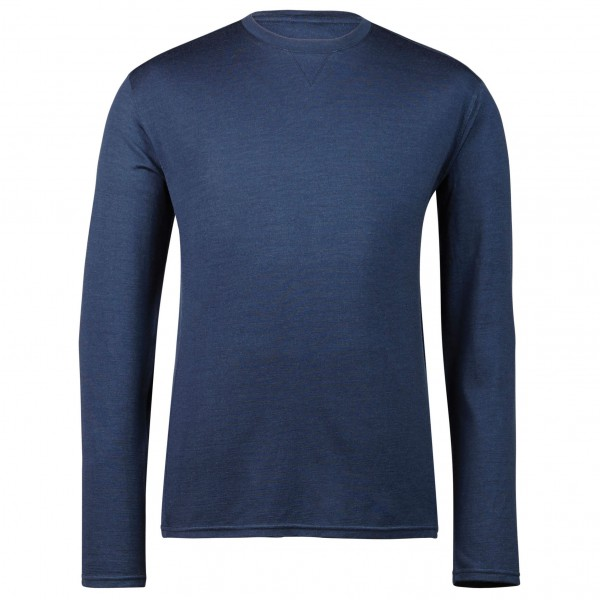 Alchemy Equipment - 180GSM Single Jersey Merino L/S Crew