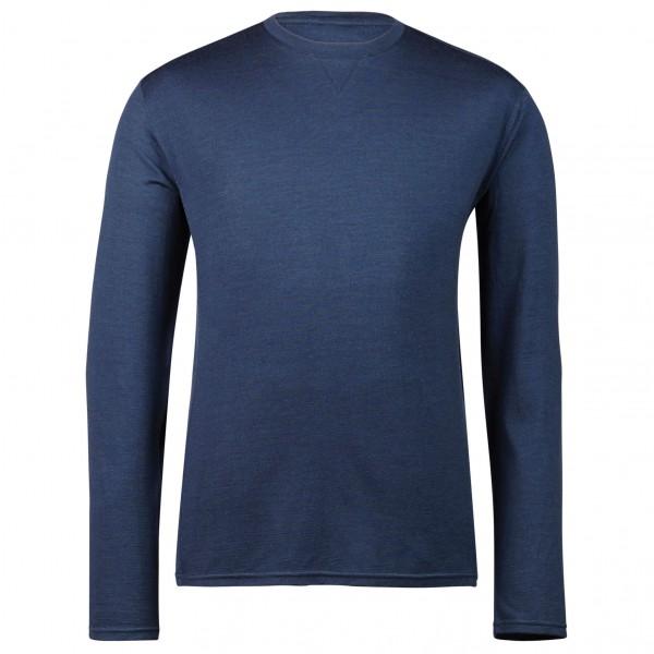 Alchemy Equipment - 180GSM Single Jersey Merino L/S Crew - Merino sweatere
