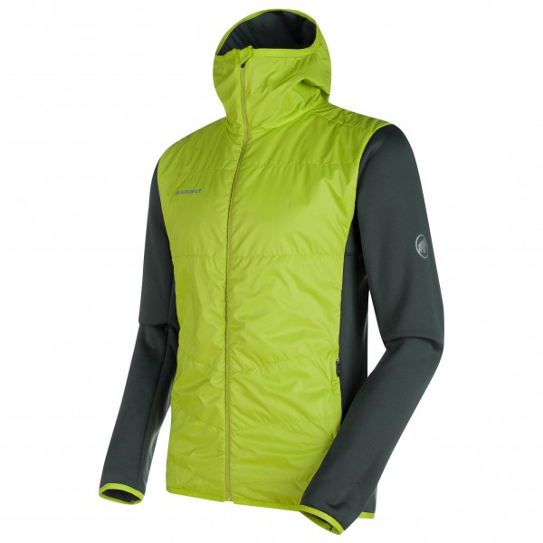 Mammut - Aenergy Insulated Hybrid Jacket - Yllejacka