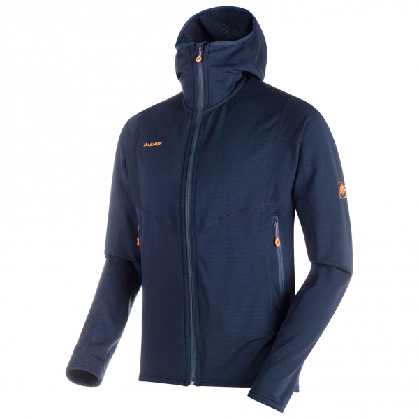 Mammut - Eiswand Advanced Midlayer Hooded Jacket