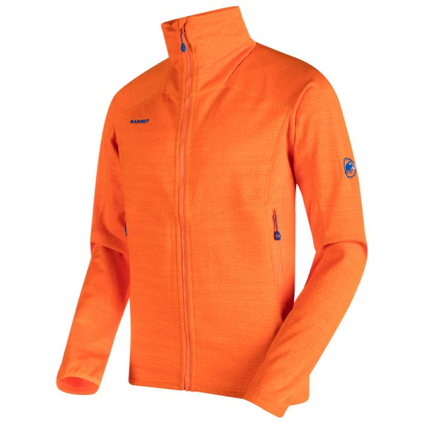 Mammut - Eiswand Guide Midlayer Jacket - Fleecejacka