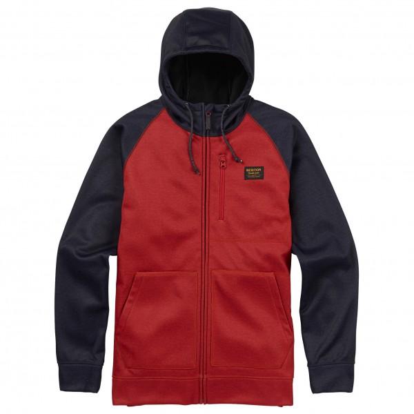 Burton - Bonded Full-Zip Hoodie - Fleece jacket