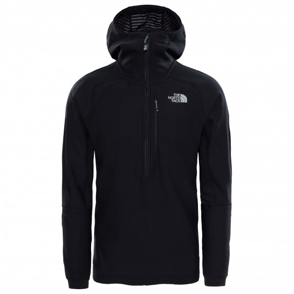 The North Face - Summit L2 FuseForm Fleece 1/4-Zip Hoodie - Fleecepulloverit