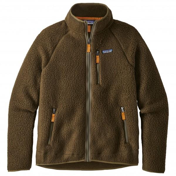 Patagonia - Retro Pile Jacket - Fleecejacke -  Farbe: Sediment
