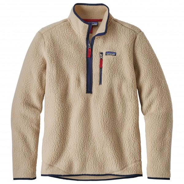 Patagonia - Retro Pile Pullover - Fleecepulloverit