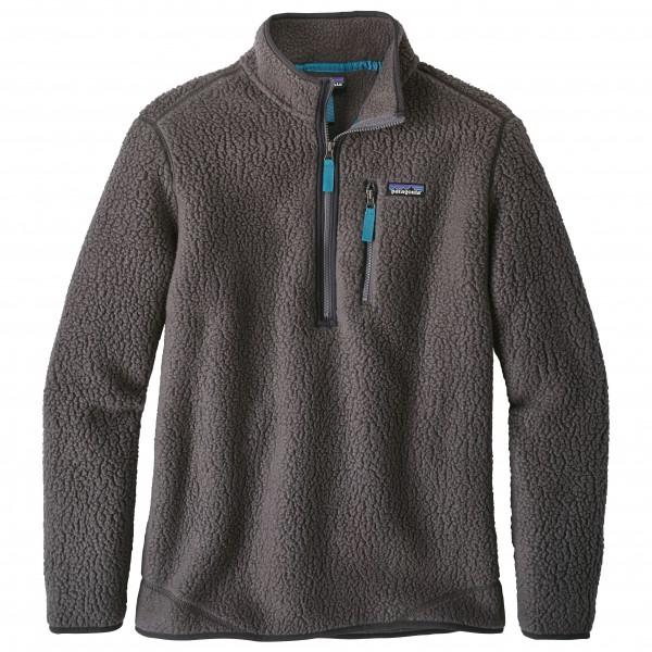 Patagonia - Retro Pile Pullover - Fleecetrui