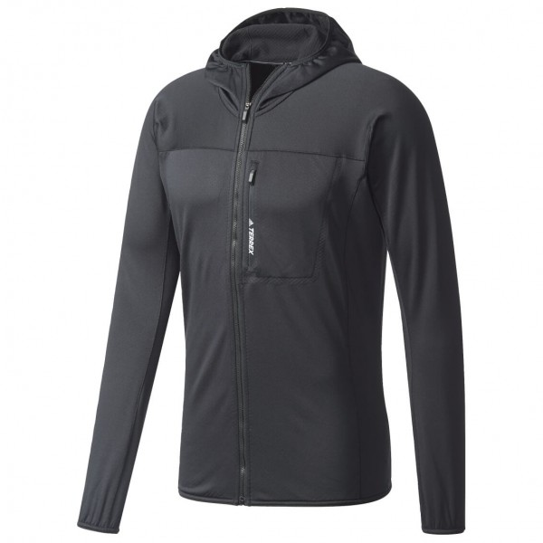 adidas - Terrex Tracerocker Hooded Fleece - Fleecetakki