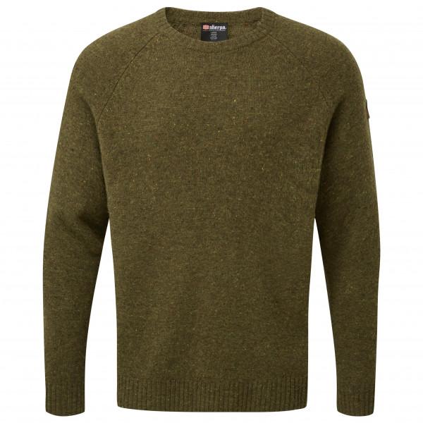 Sherpa - Kangtega Crew Sweater - Merino jumper