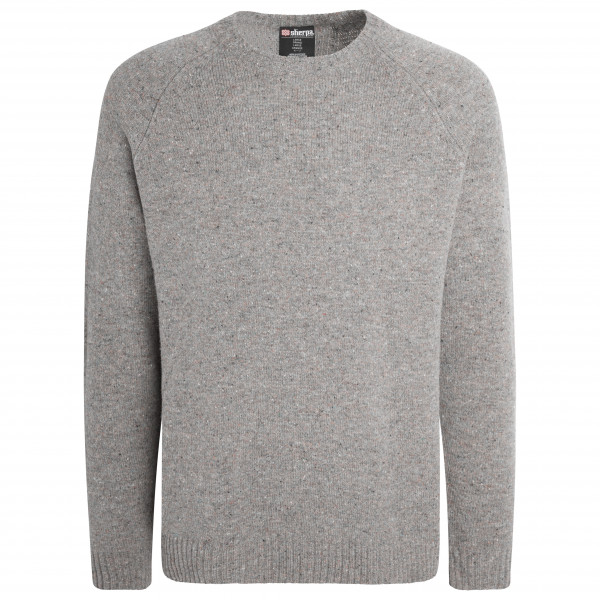 Sherpa - Kangtega Crew Sweater - Överdragströjor merinoull