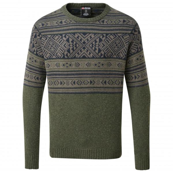 Sherpa - Nathula Crew Sweater - Merino sweatere