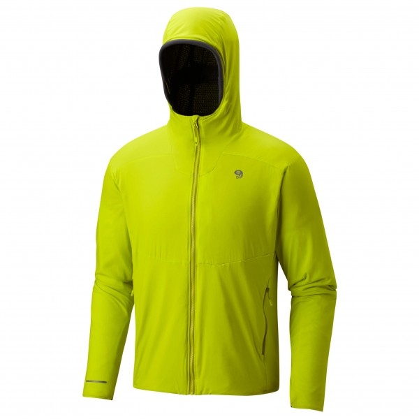 Mountain Hardwear - ATherm Hooded Jacket - Fleecevest