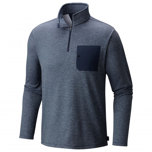Mountain Hardwear - Mainframe Long Sleeve 1/4 Zip - Fleecepu
