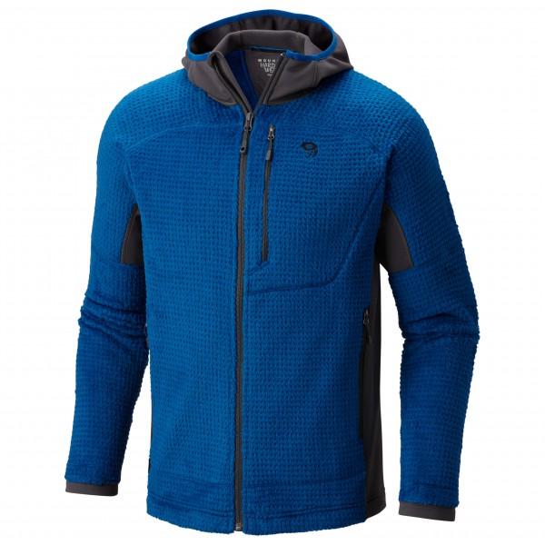 Mountain Hardwear - Monkey Man Grid II Hooded Jacket - Fleecejakke