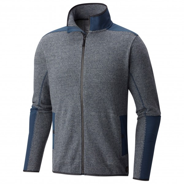 Mountain Hardwear - Mountain Tactical Full Zip Sweater - Wollen jack
