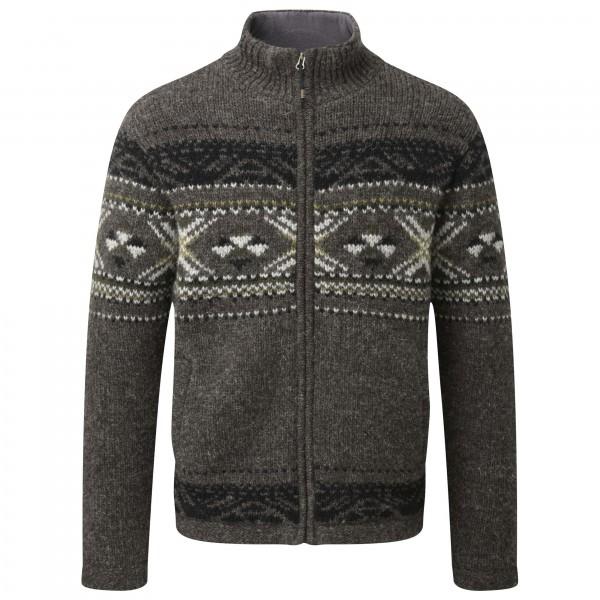 Sherpa - Tembo Sweater - Uldjakke