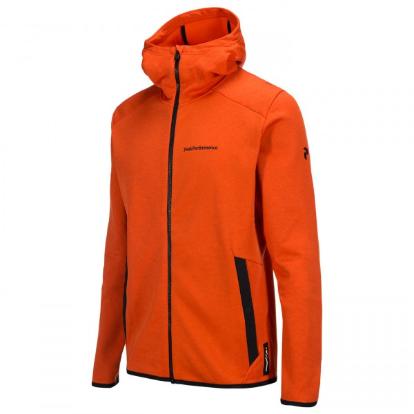 Peak Performance - Goldeck Zip Hood - Fleecejacke