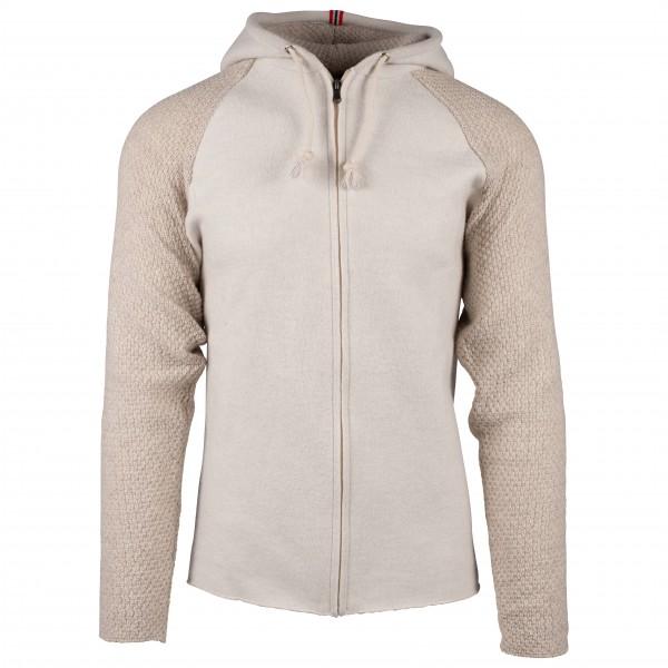 Amundsen Sports - Boiled Hoodie Jacket - Ulljakke