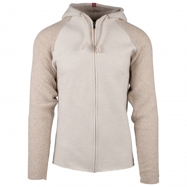 Amundsen Sports - Boiled Hoodie Jacket - Yllejacka