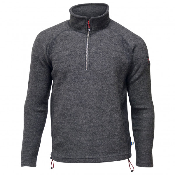 Ivanhoe of Sweden - Kaj Half Zip - Merino jumper