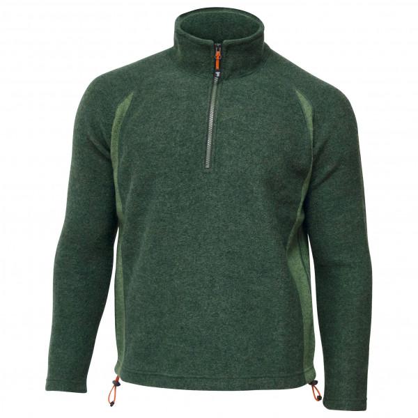 Ivanhoe of Sweden - Kaj Half Zip - Merino sweatere