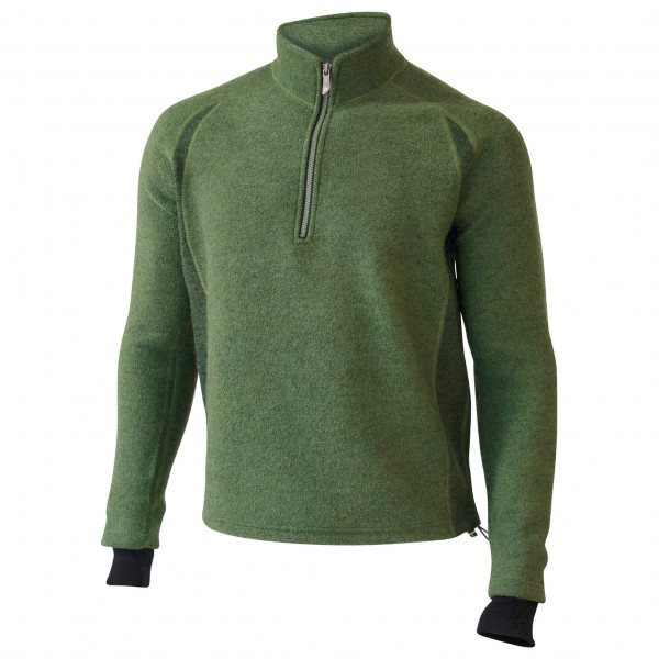 Ivanhoe of Sweden - Kaj Half Zip - Merino sweatere