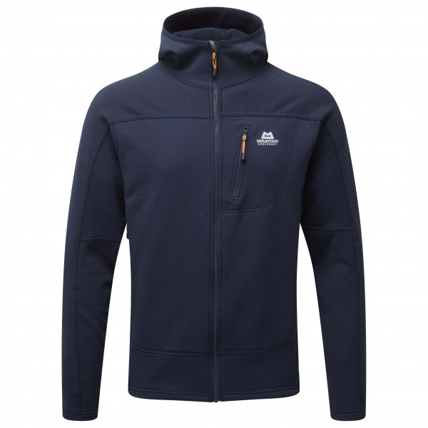 Mountain Equipment - Croz Hooded Jacket - Fleecejakke