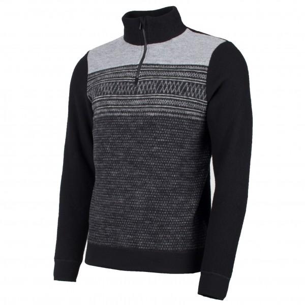 We Norwegians - Frost 1/2-Zip - Jerséis de lana merina