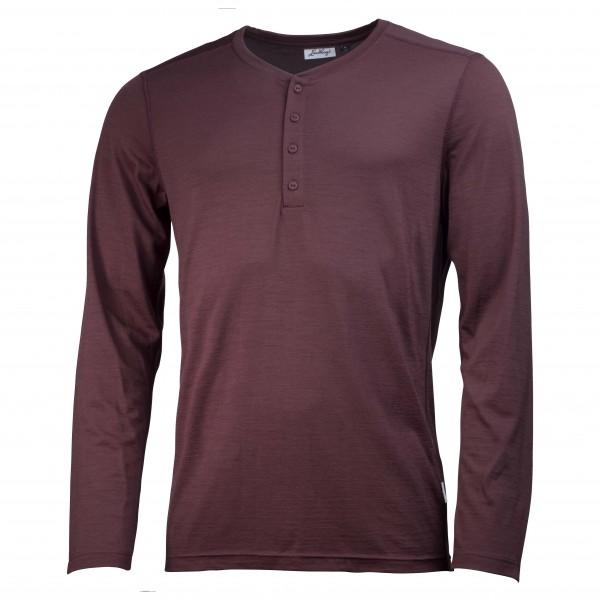 Lundhags - Merino Light Henley - Merino sweatere