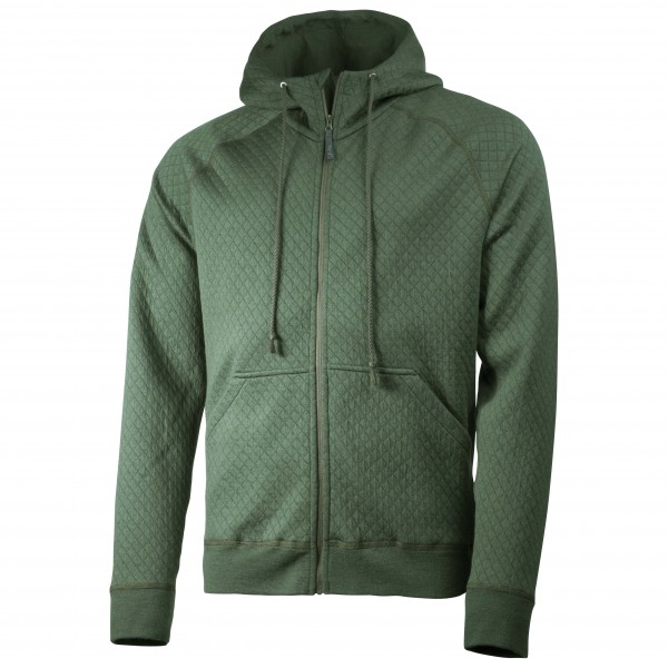 Lundhags - Quilt Hoodie - Wollen jack