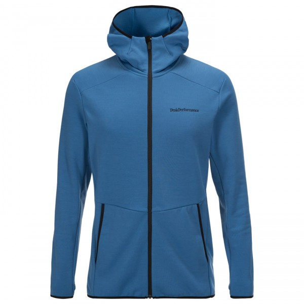 Peak Performance - Helo Mid Hooded - Fleece jacket