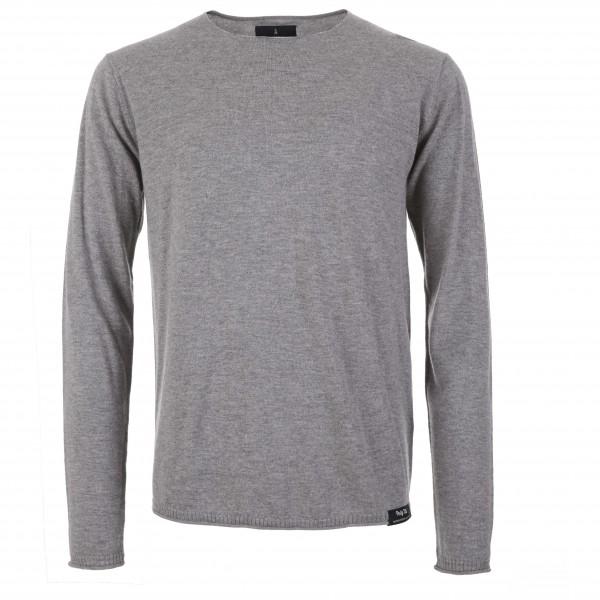 Pally'Hi - Square Knit Sweater - Merino sweatere