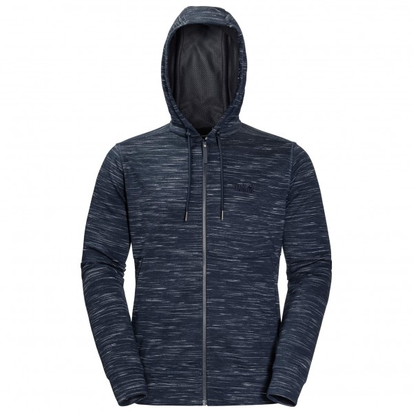 Jack Wolfskin - Oceanside Hooded Jacket - Fleecevest