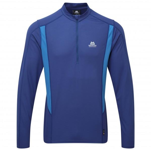 Mountain Equipment - Ignis L/S Zip Tee - Fleece jumper