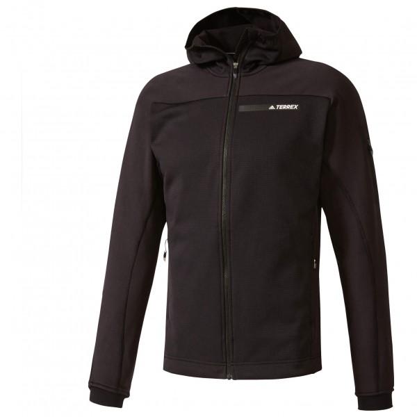 adidas - Terrex Stockhorn Fleece Hooded Jacket - Fleecejakke
