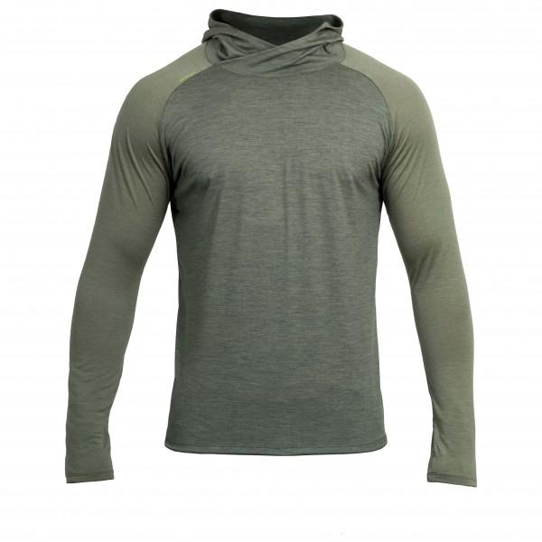 Devold - Patchell Hoodie - Merino sweatere