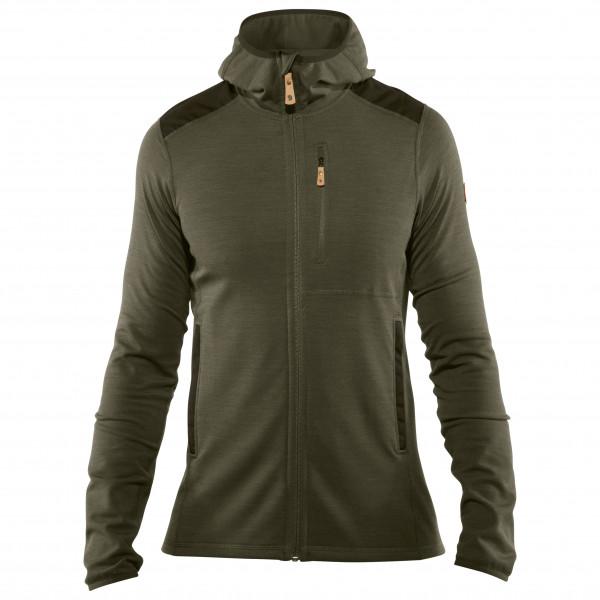 Fjällräven - Keb Fleece Hoodie - Fleece jacket