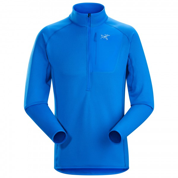 Arc'teryx - Konseal Zip Neck - Fleecetrui