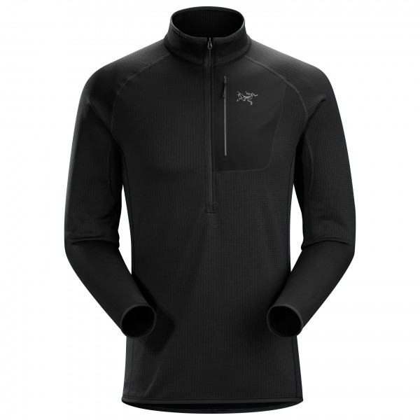 Arc'teryx - Konseal Zip Neck - Fleecesweatere